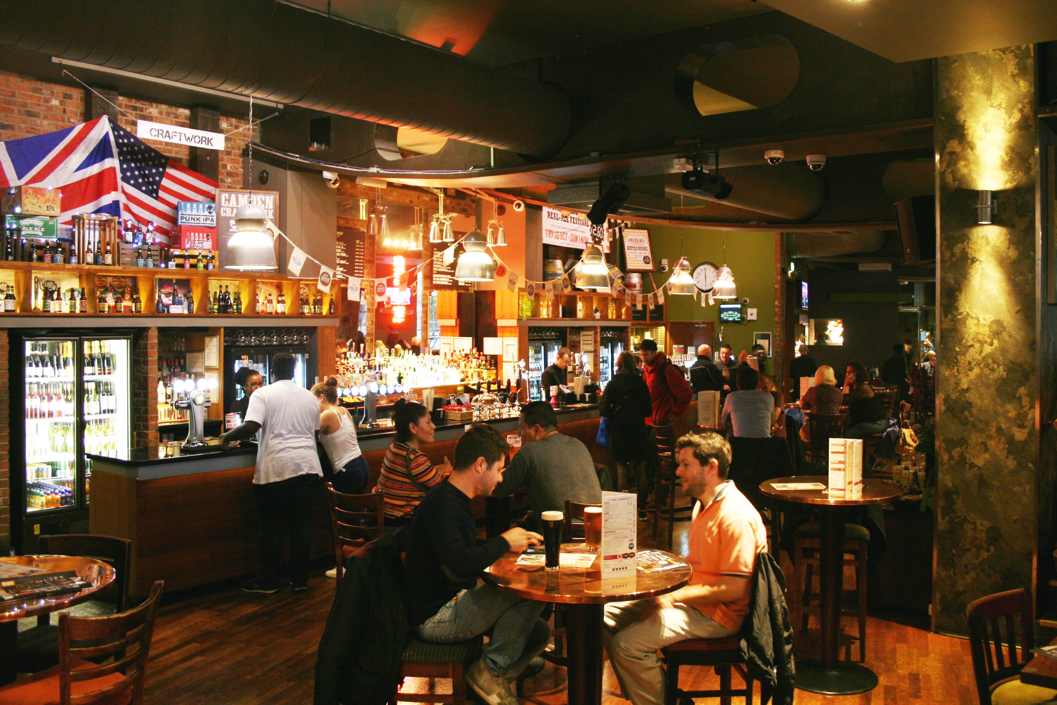 Pubs & Bars 4 - Camden Town London