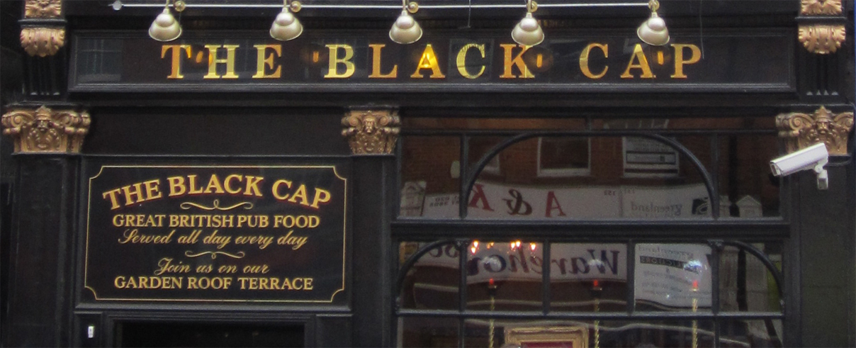 black cap gay bar camden