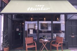 Lazy Hunter Kentish Town