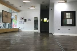 Euston art space
