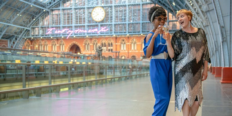 Get Your Jive On At St Pancras International