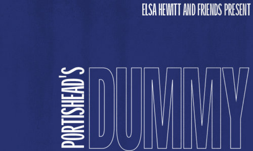 Portishead Dummy Cover