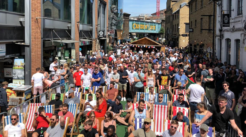 Camden Market World Cup