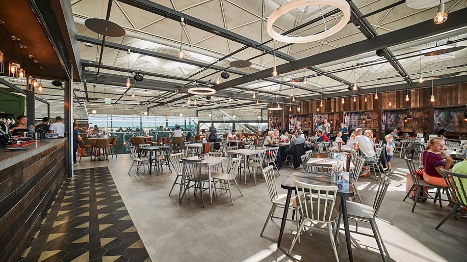 Camden Bar and Kitchen Stansted airport