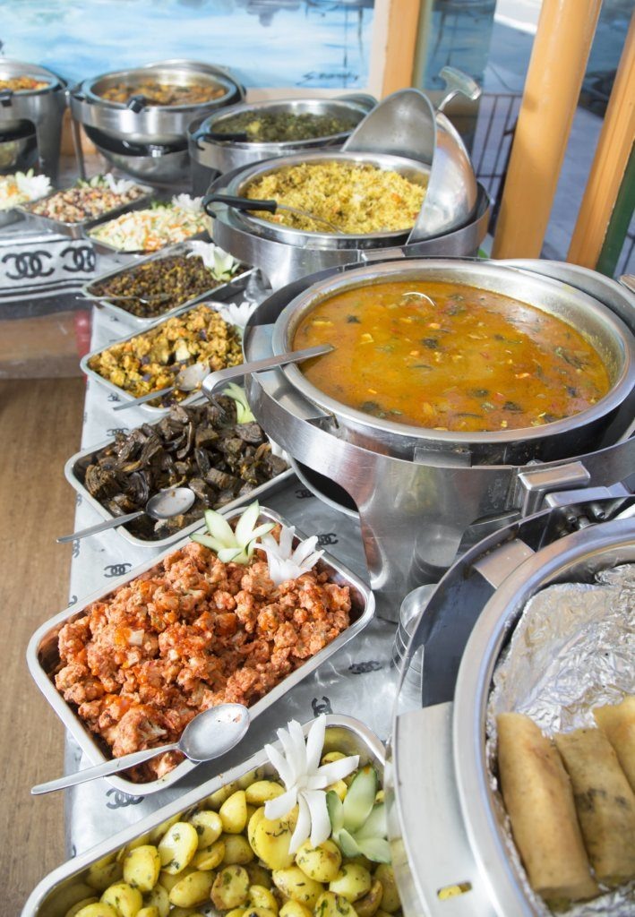 Ravi Shankar Buffet Indian