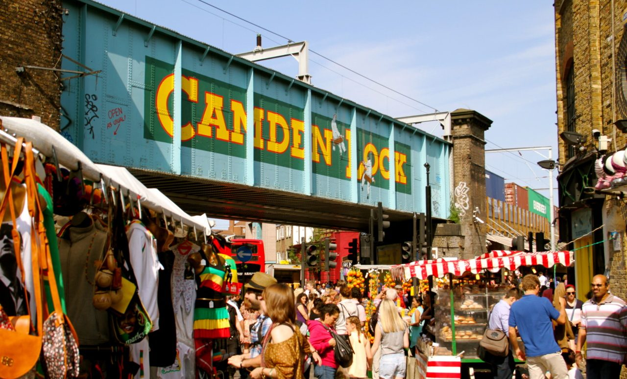 5 Best YouTube guides of Camden Town