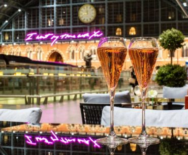 searcys drinks st pancras