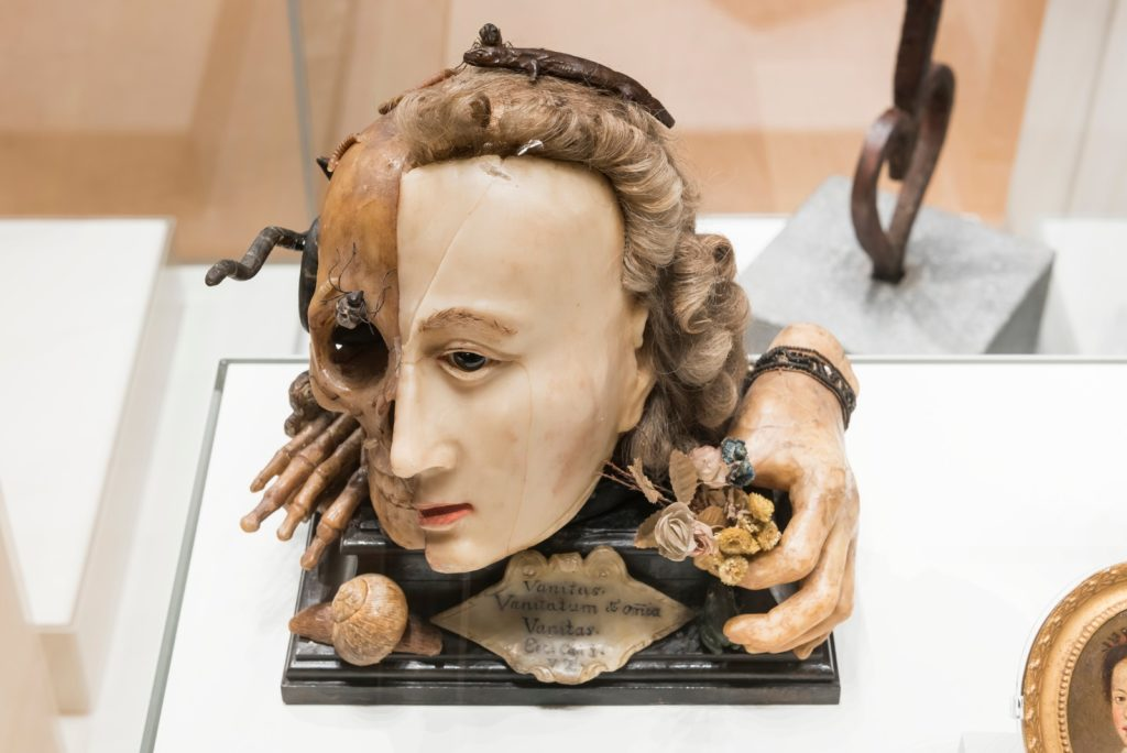 wellcome medicine man head