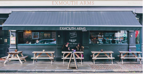 exmouth arms