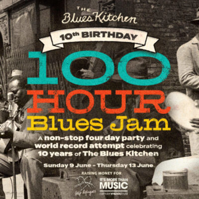 100HR SQUARE blues kitchen
