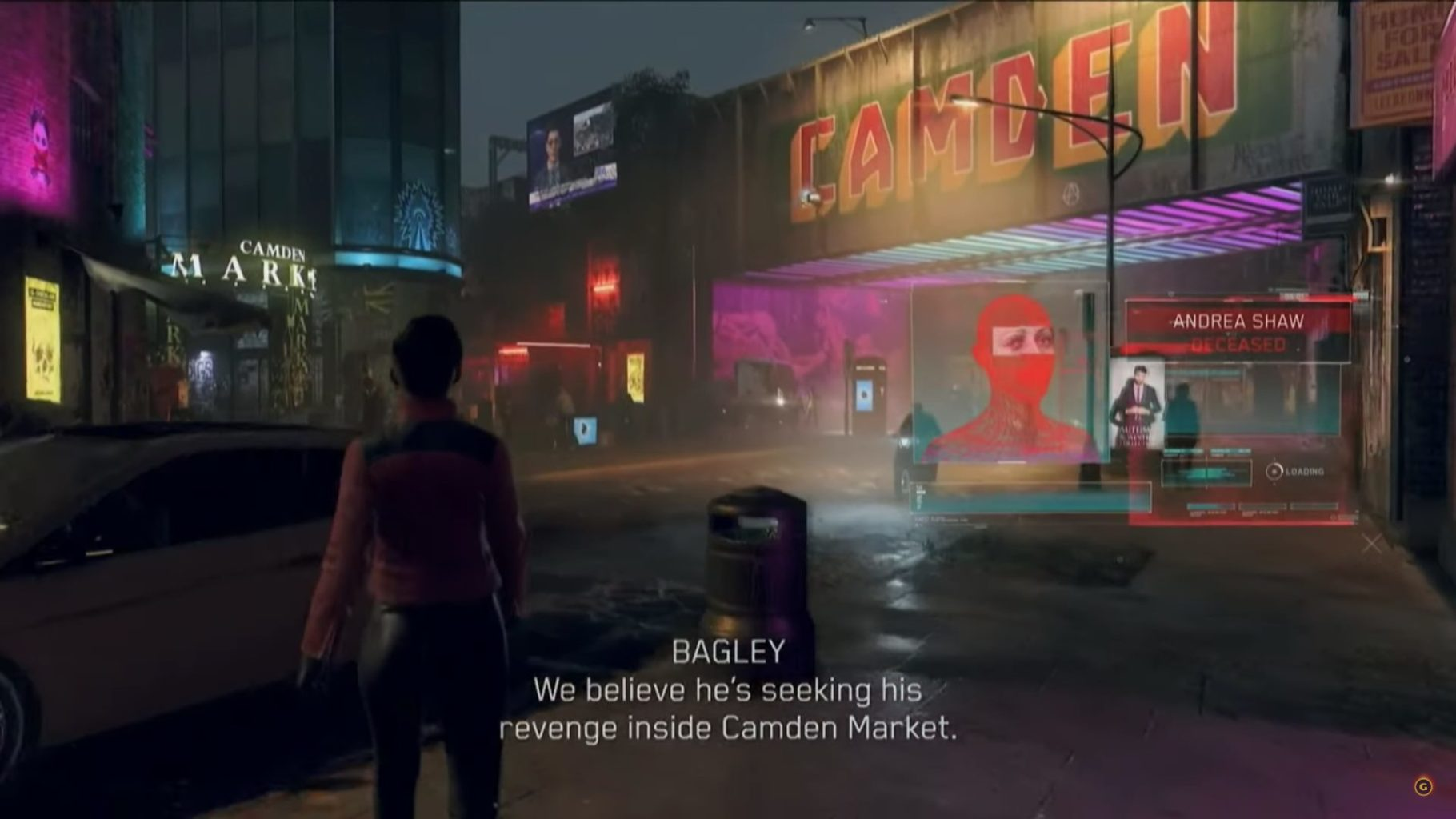 Camden Town in Watch Dogs Legion