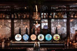 Lock Tavern beers