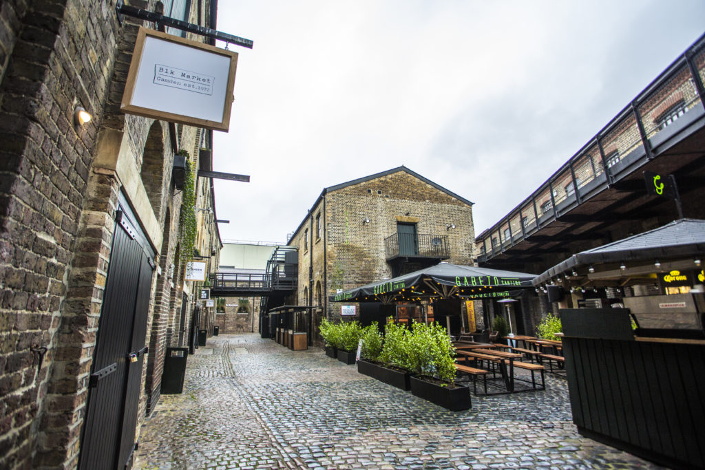 Camden Market plans to re-open