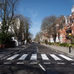 Famous crossing gets a makeover